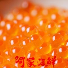 日本頂級鮭魚卵(三特等級) 1Kg±5%/盒-原裝木盒