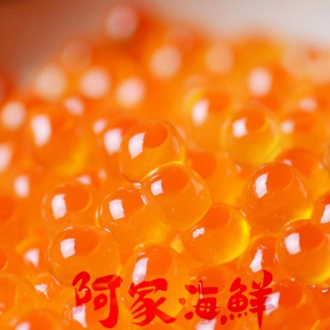 【日本原裝木盒】三特等級/木盒鮭魚卵 1Kg±5%/盒 特高品質 鮭魚卵 退冰即食 3特 新鮮 壽司 送禮 木盒(期限到12月)