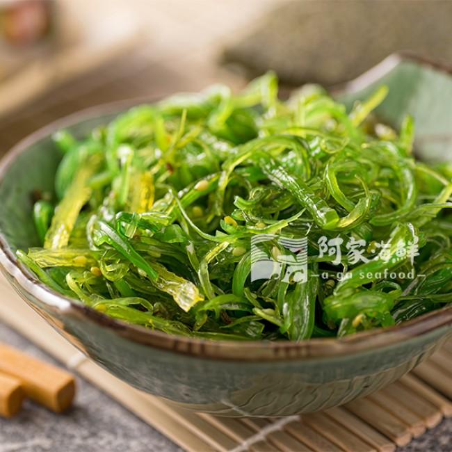 和風海帶絲(500g±10%/包) 小菜 涼拌 開封即食 HACPP認證廠 前菜 海帶 清脆 開胃菜