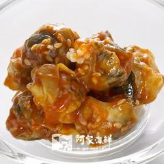 辣味螺肉/涼拌.即食前菜.蘭陽(1000g±5%/包 )(150g/盒)(二種規格)