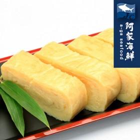 招牌玉子燒500g±5%/條(爭鮮) 日式 玉子燒 蛋磚 軟嫩口感 加熱開封即食 快速出貨