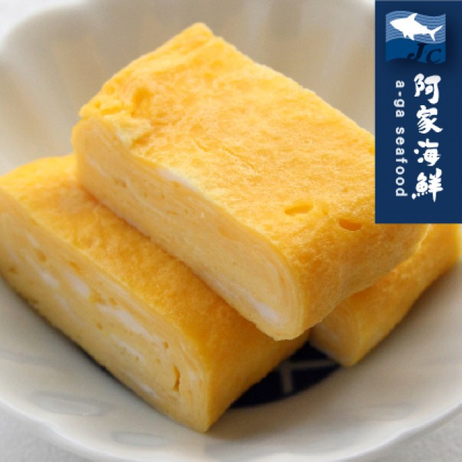 【日本原裝】厚燒玉子燒 新瀉 綿密高品質500g±5%/條 扎實鬆軟 玉子燒 蛋磚 開封即食 快速出貨 厚蛋燒 日本