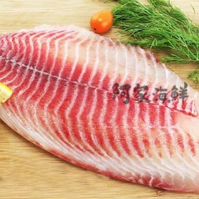 單背大鯛魚片 (2包/組)(菲力魚排/單側肉)(240g±5%/單包)