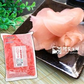 日式壽司紅薑片(全素) 1000g±5%/包
