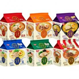 ◎日清拉麵王1袋-510g(5包x102g)
